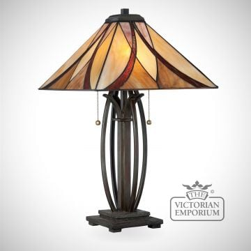 Tiffany Ashville Table Lamp
