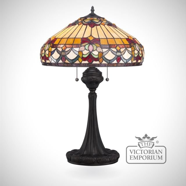 Tiffany Bellefleur Table Lamp