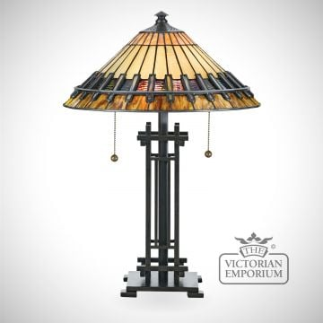 Tiffany Chastan Table Lamp