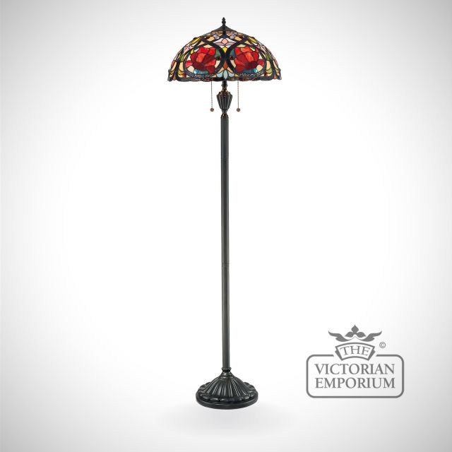 Tiffany Larissa Floor Lamp