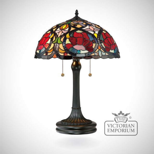Tiffany Larissa Table Lamp