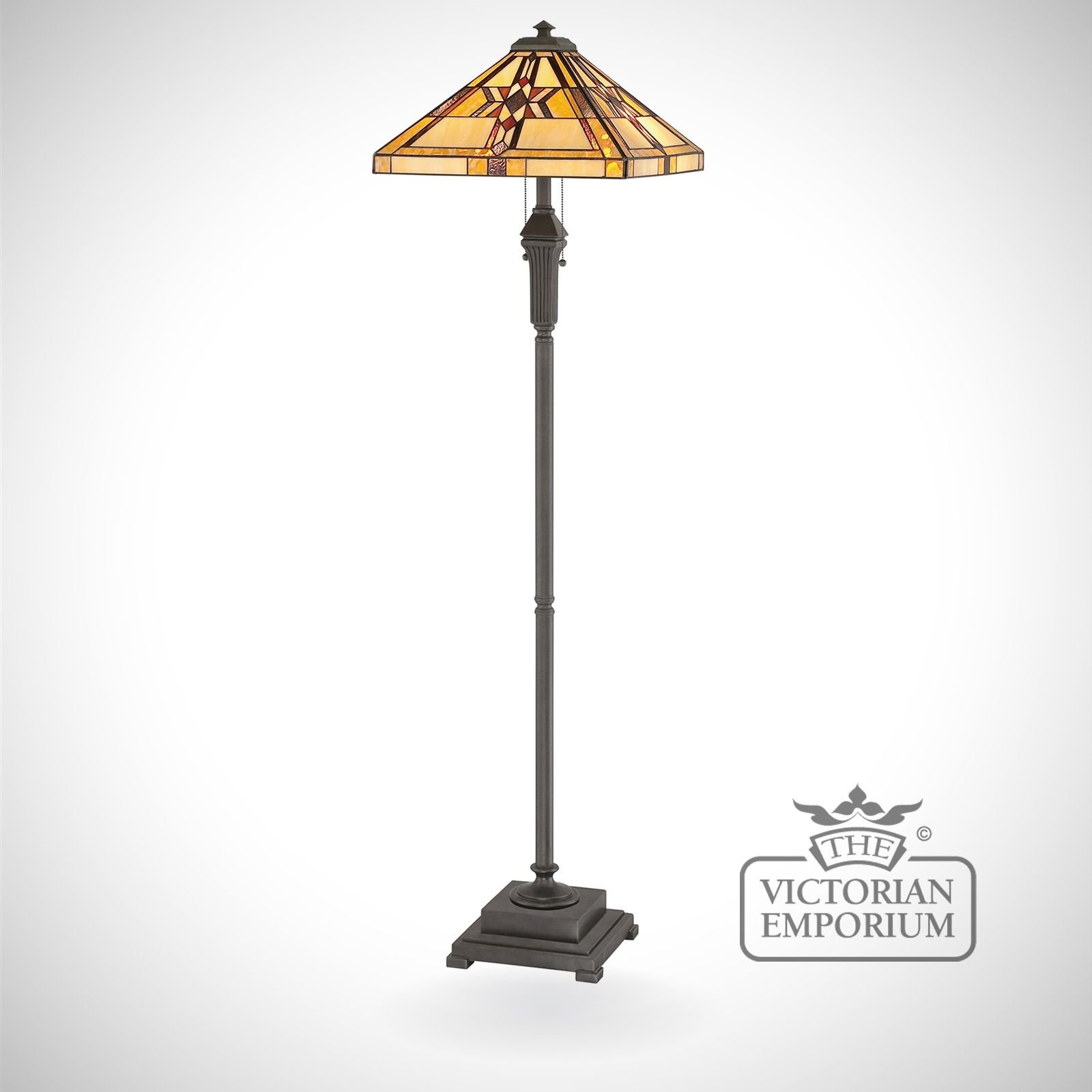 Tiffany finlay floor lamp tiffany style lighting tiffany finlay floor lamp aloadofball Gallery