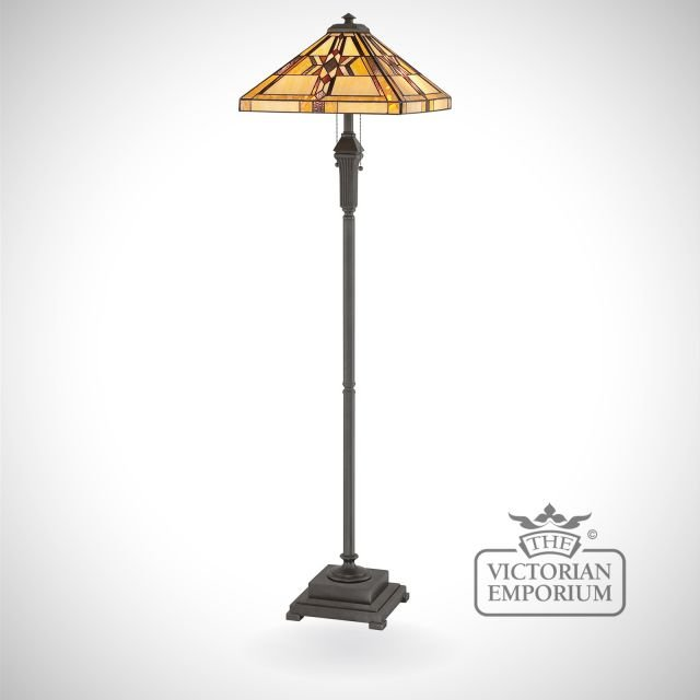Tiffany Finlay Floor Lamp
