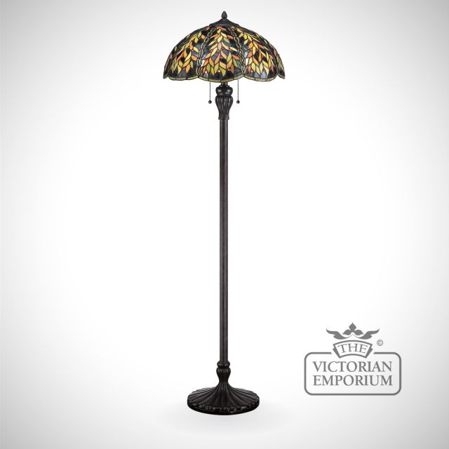 Tiffany Bella Floor Lamp