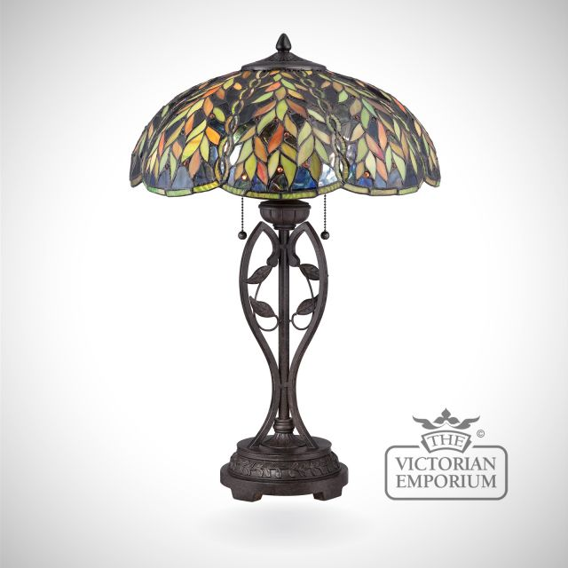 Tiffany Bella Table Lamp
