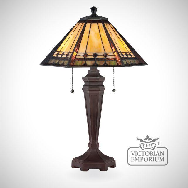 Tiffany Arden Table Lamp