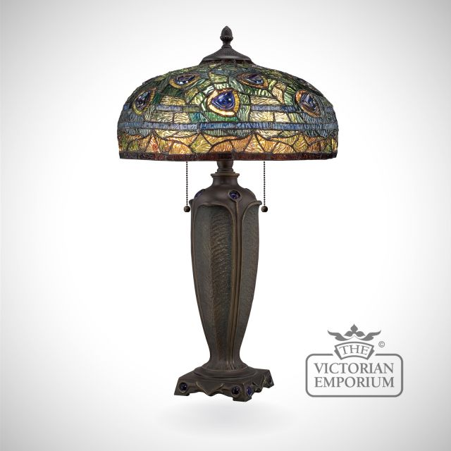 Tiffany Lynch Table Lamp