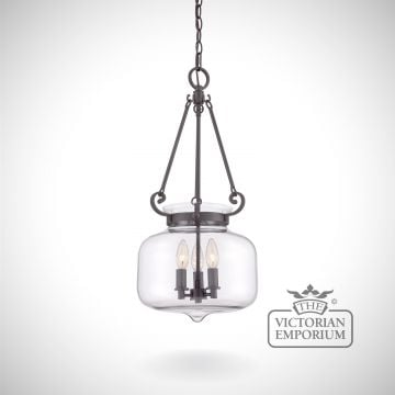Stewart Ceiling Pendant in Bronze