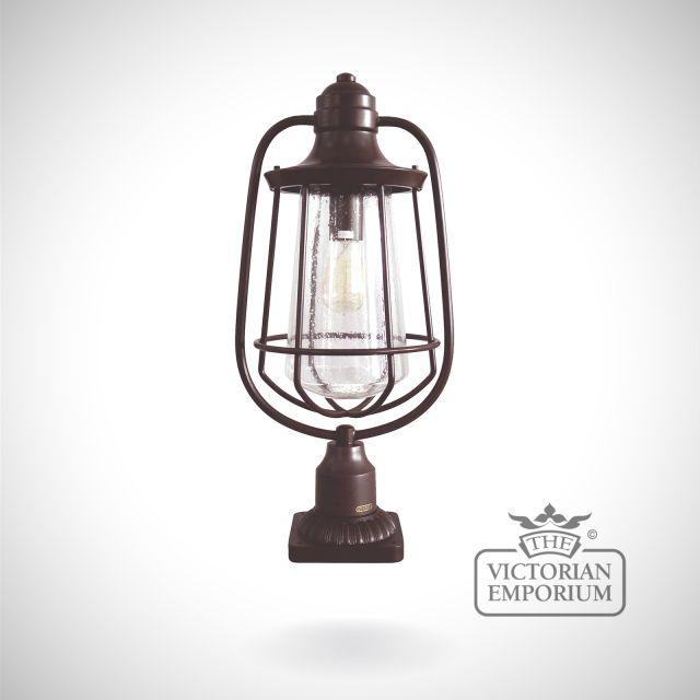 Marine Pedestal Lantern
