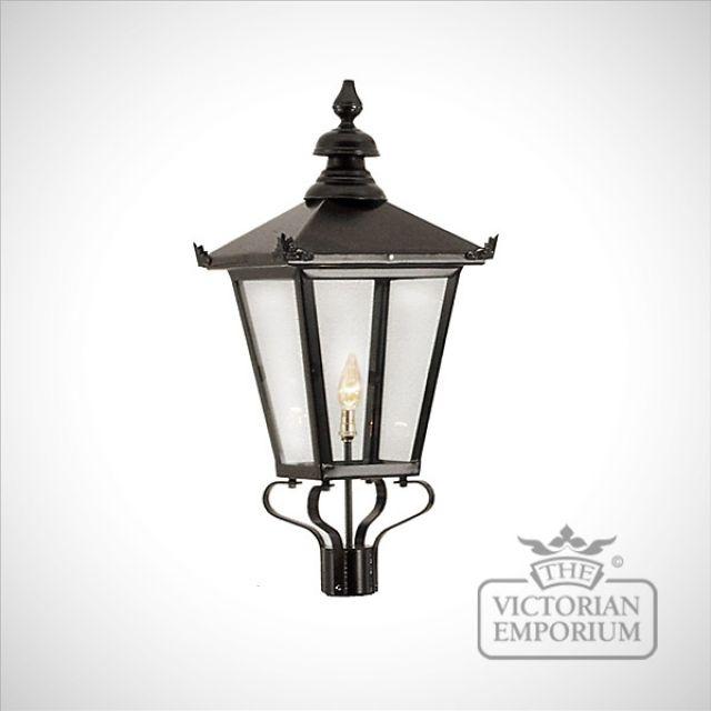 Square steel lanterns - various sizes