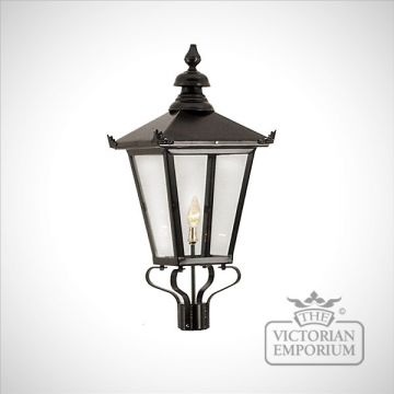 Square stainless steel lanterns - various sizes