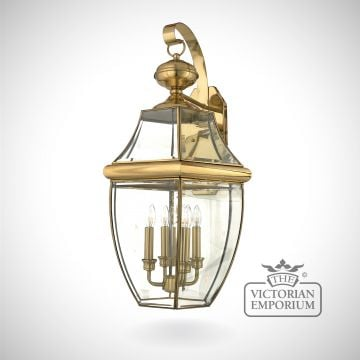 Newbury extra large wall light