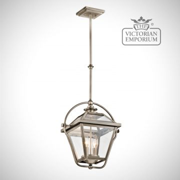 Ryegates pendant in antique pewter