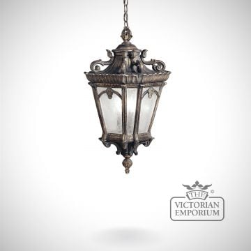 Tournai large chain lantern