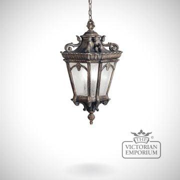 Tournai large chain lantern