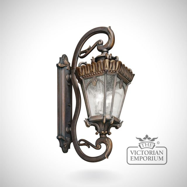 Tournai extra large wall lantern