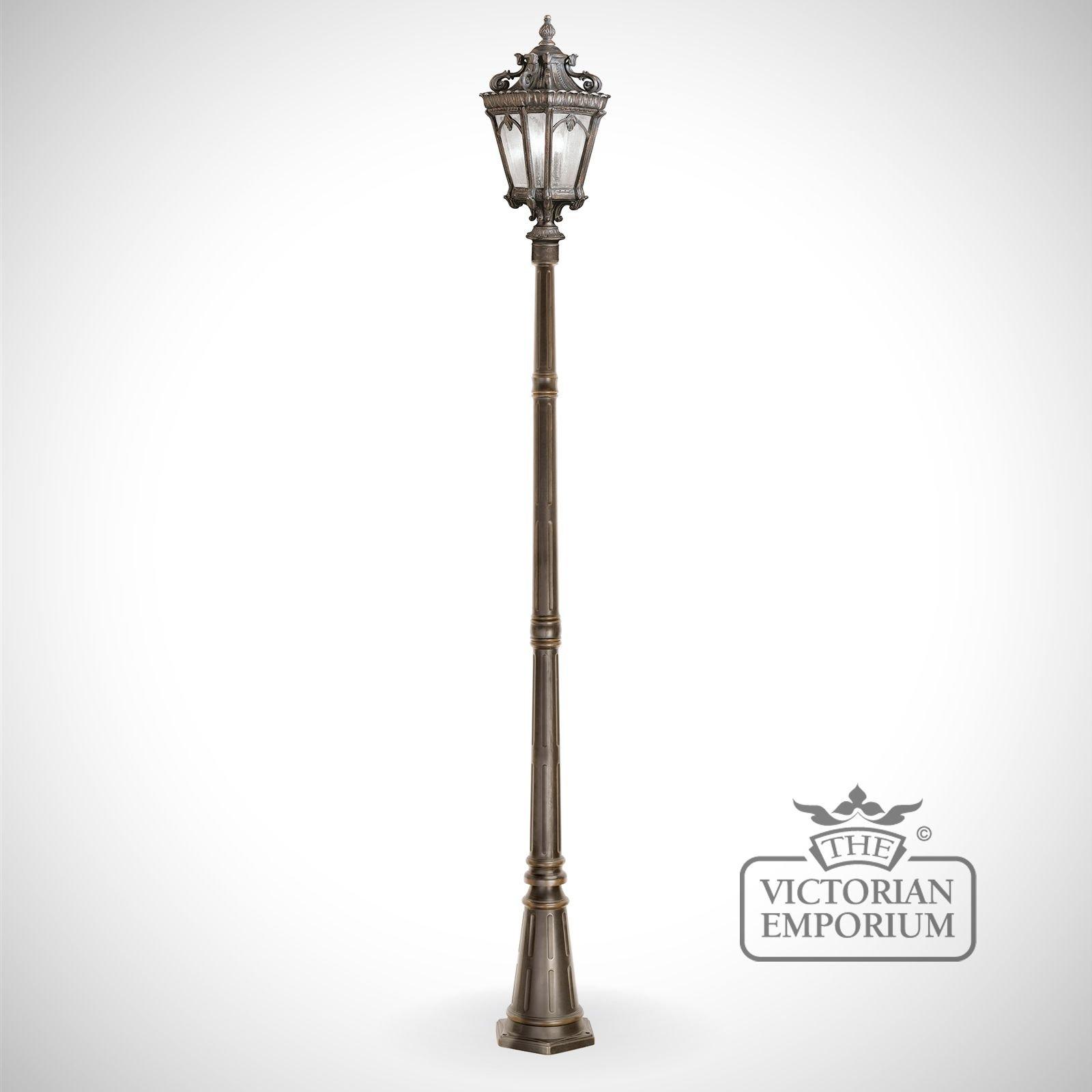 Tournai Extra Large Lamp Post Lamp Posts With Lanterns