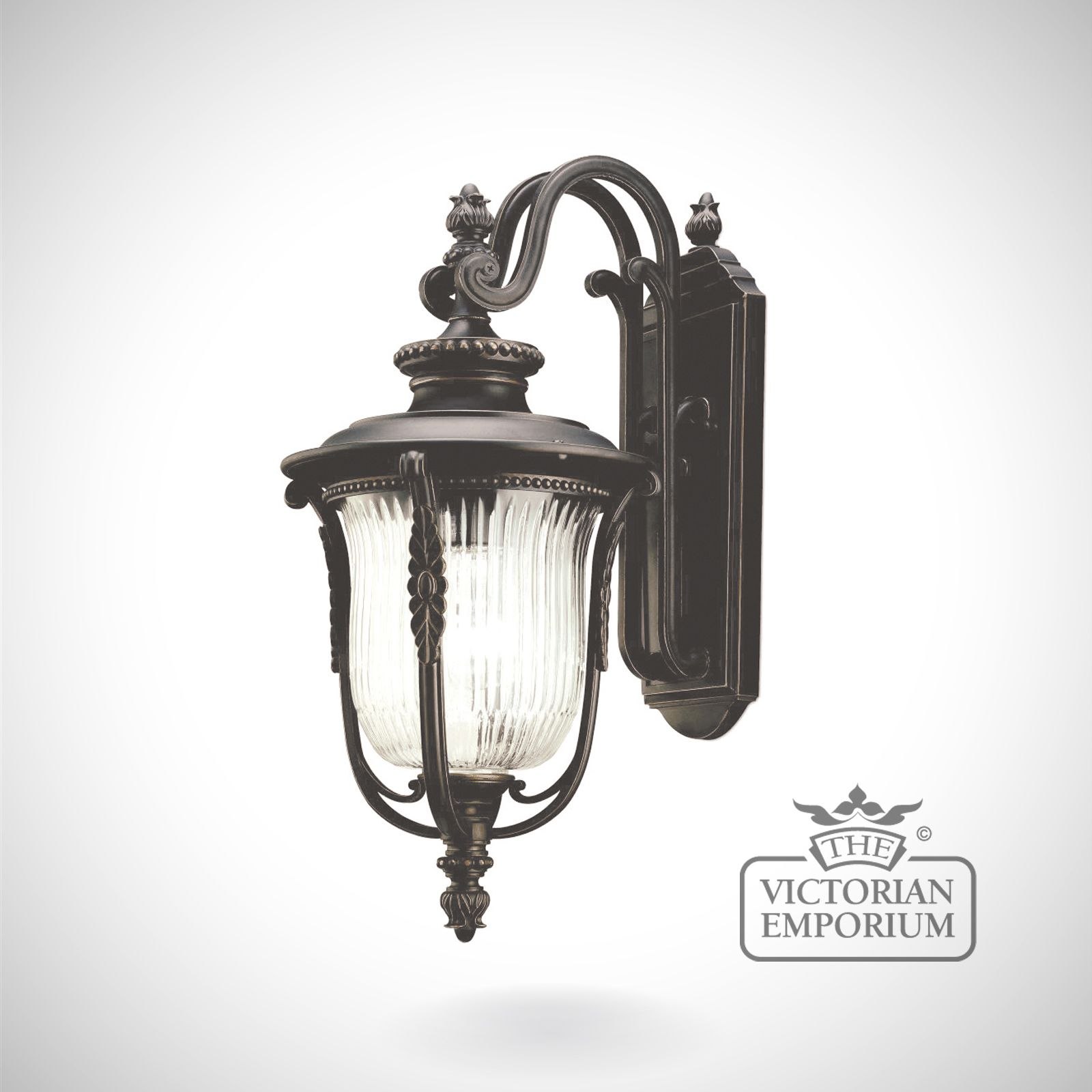 Laverne medium wall light outdoor wall lights for Victorian style exterior lighting
