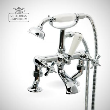 Covent Garden Cranked Bath Shower Mixer Tap