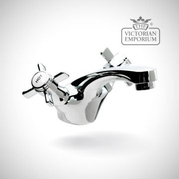 Covent Garden Mono Basin Mixer Tap With Pop-Up Waste