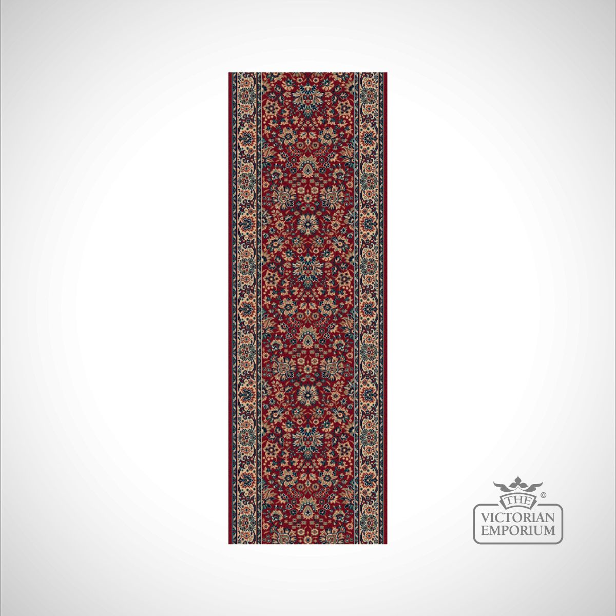 Victorian Stair Runner Carpet Style Ko1164 In Different