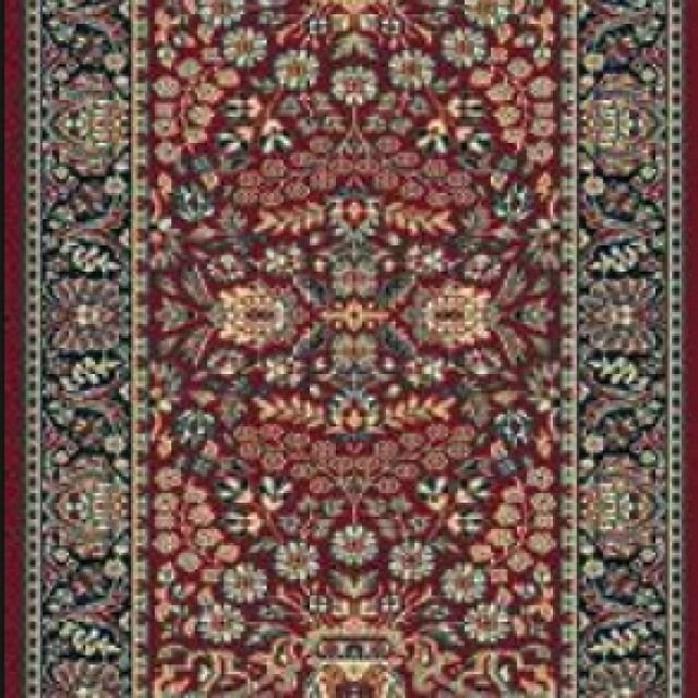 Victorian Stair Carpet Runner - style KA12241 in choice of several different colours
