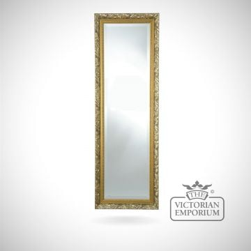 Dahlia Mirror in Gold frame - in a choice of sizes