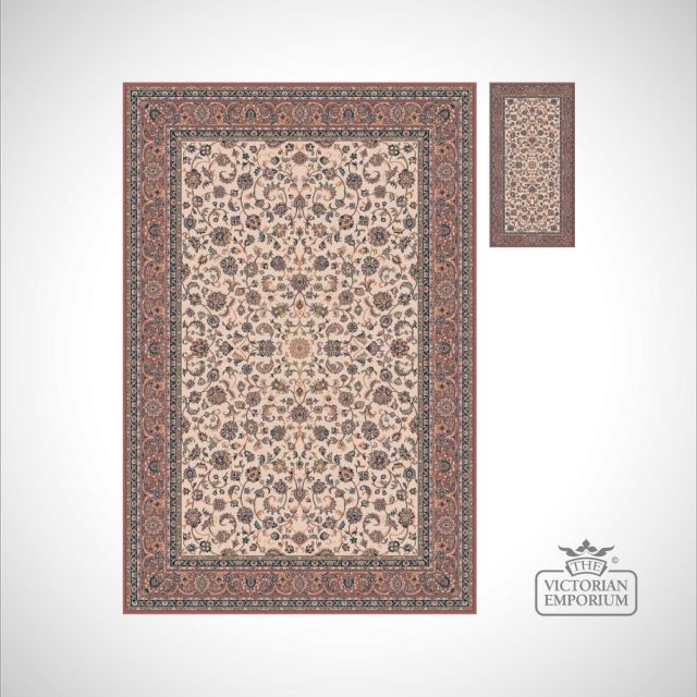 Victorian Rug - style FA5604 in 4 different colourways