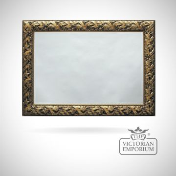 Nottingham Mirror with Rich Gold frame - 173cm x 112cm