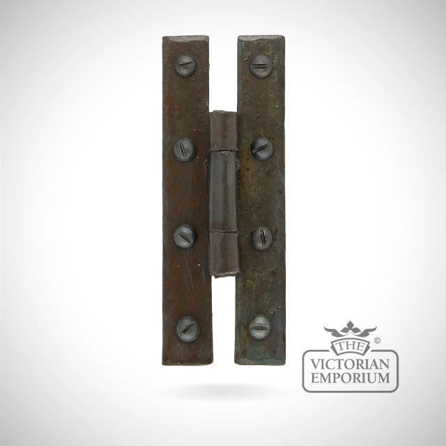 "Beeswax 3 1/4"" H Hinge (pair)"