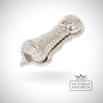 Polished Nickel Beehive Escutcheon