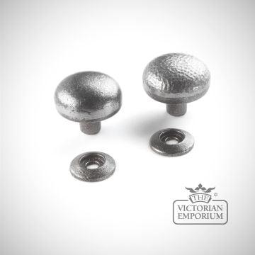 Warwick round knob - mottled