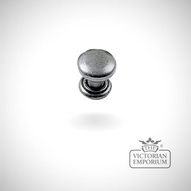 Bordeau round knob - choice of three sizes