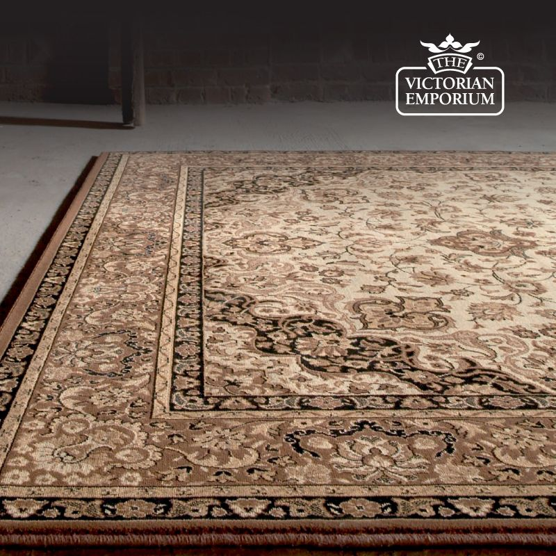 Victorian Rug Style Ka12217 In A Choice Of 6 Colourways