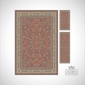 Victorian Rug - style KA13720 in choice of 6 colourways