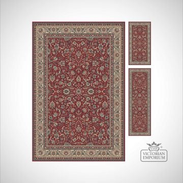 Victorian Rug - style KA​13720 in choice of 6 colourways
