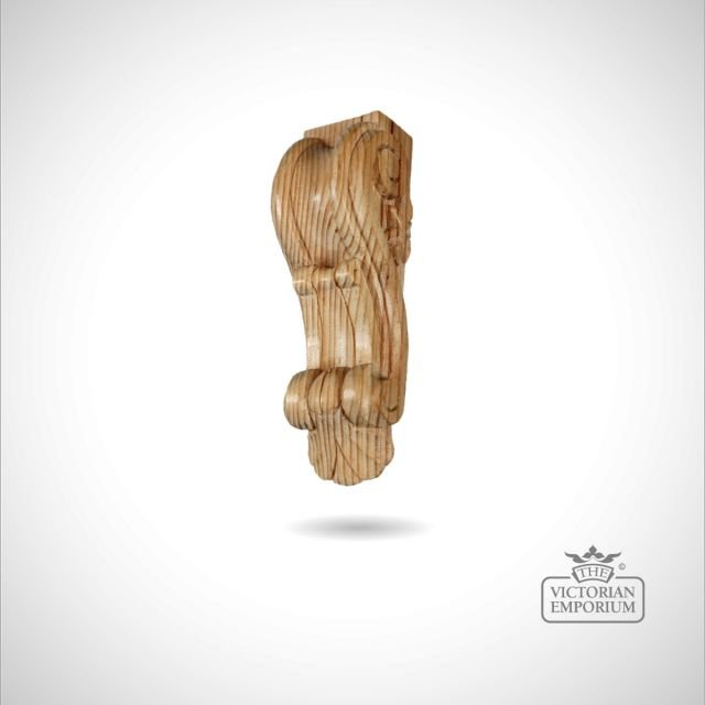 Shallow Depth Corbel