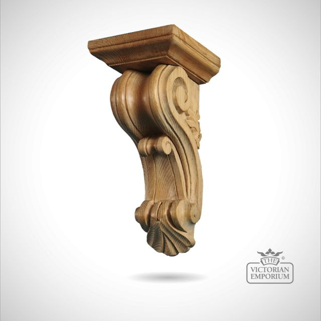Large Deep Corbel with Capping
