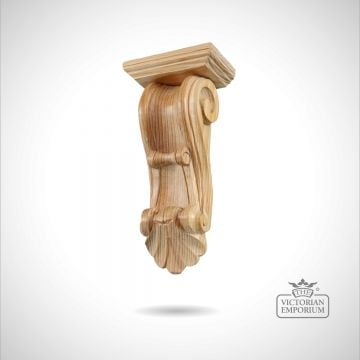 Large Corbel with Capping (Matching Pair) 280mm x 92mm x 75mm
