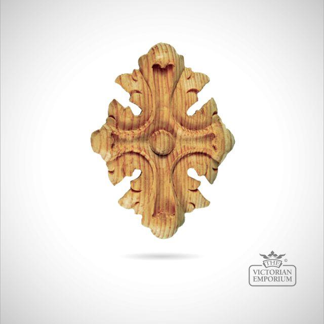 Cross Shaped Emblem