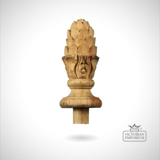 Pine Cone Finial