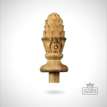 Traditional knobs finials classical victorian corbel-pn977