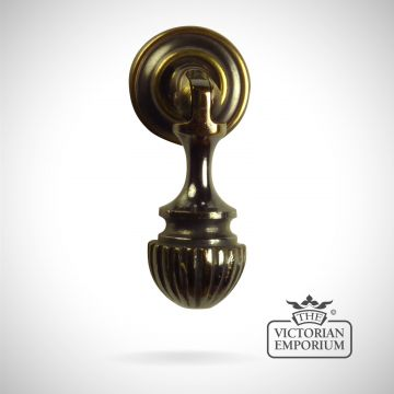 Very ornate drop handle