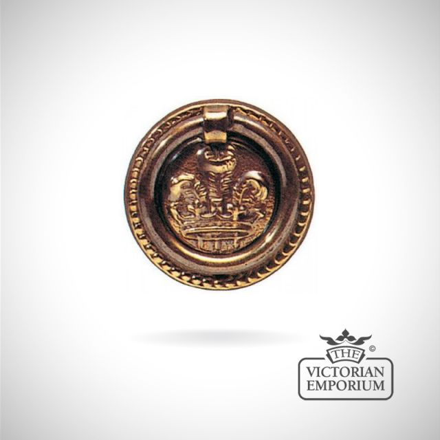 Prince of Wales design ring handle