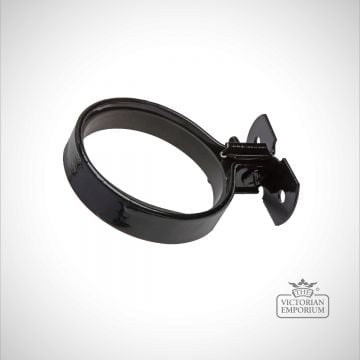 Pipe Bracket - black