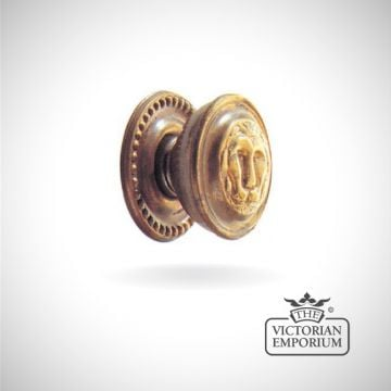 Knob handle-kitchen cupboard-furniture-drawer-cabinet-traditional-victorian-old-classical-0897