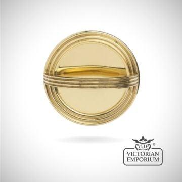 Art Deco Circular Drawer Pull