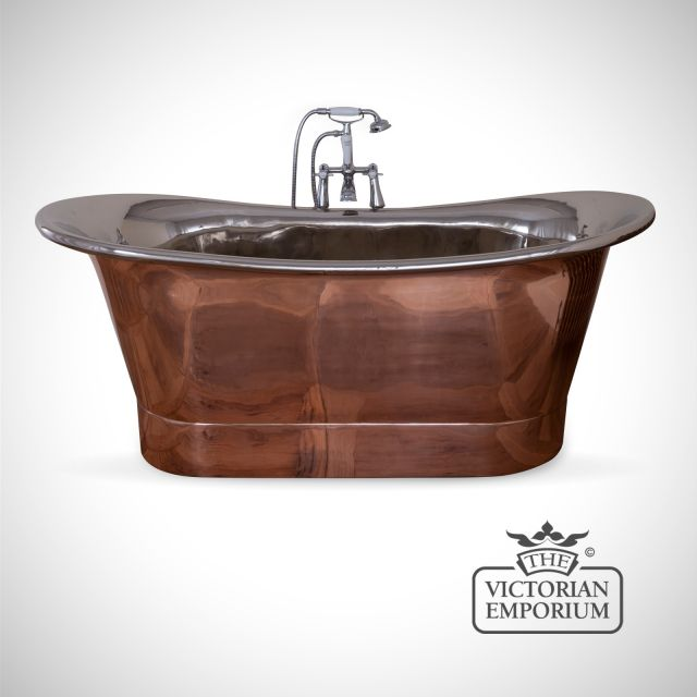 Normandie Copper and Nickel Bath