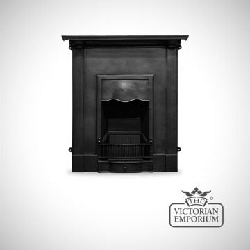 Abingdon Cast Iron Fireplace