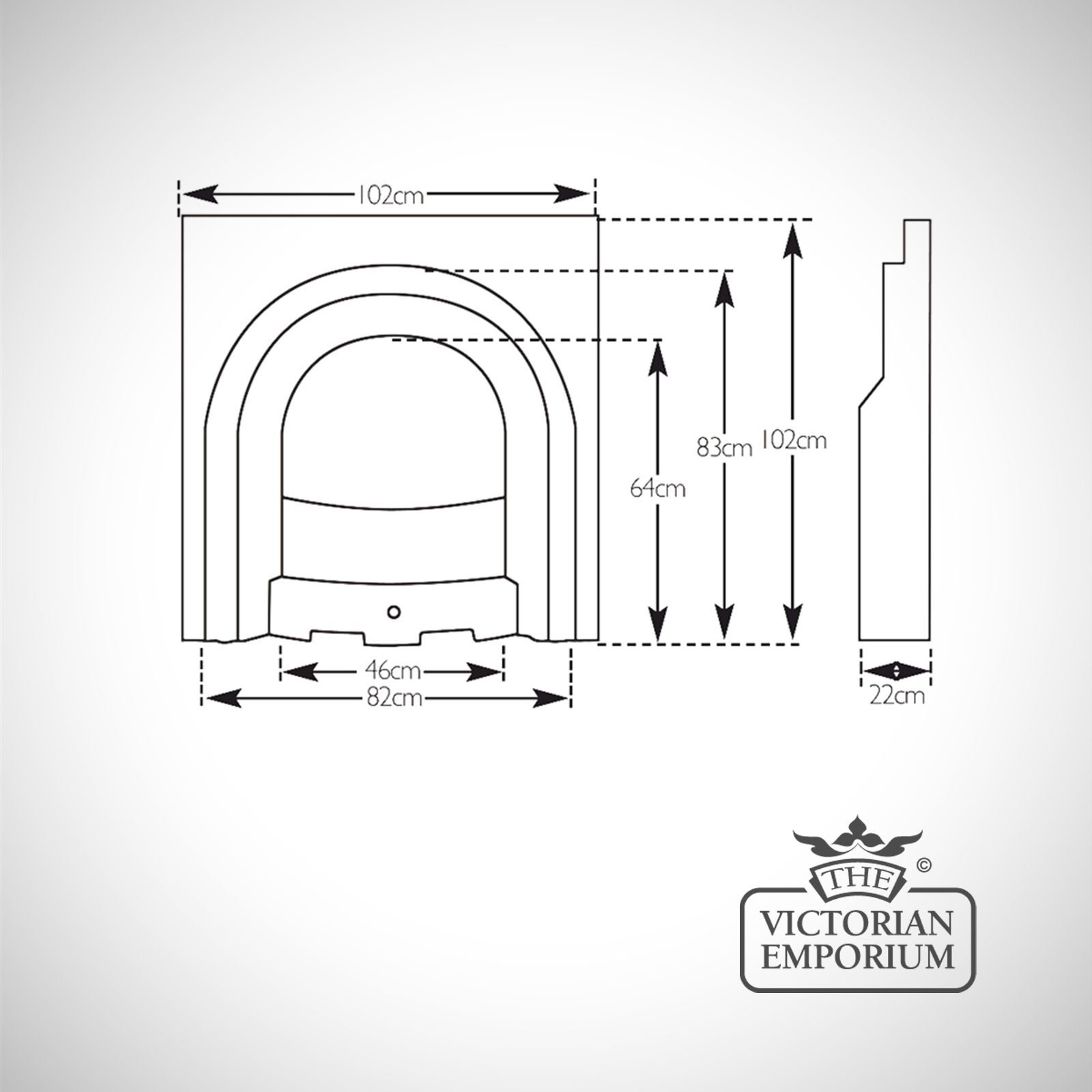 in flue typically superior fireplace fireplaces liners clay dimensions firebox used design sizes chart
